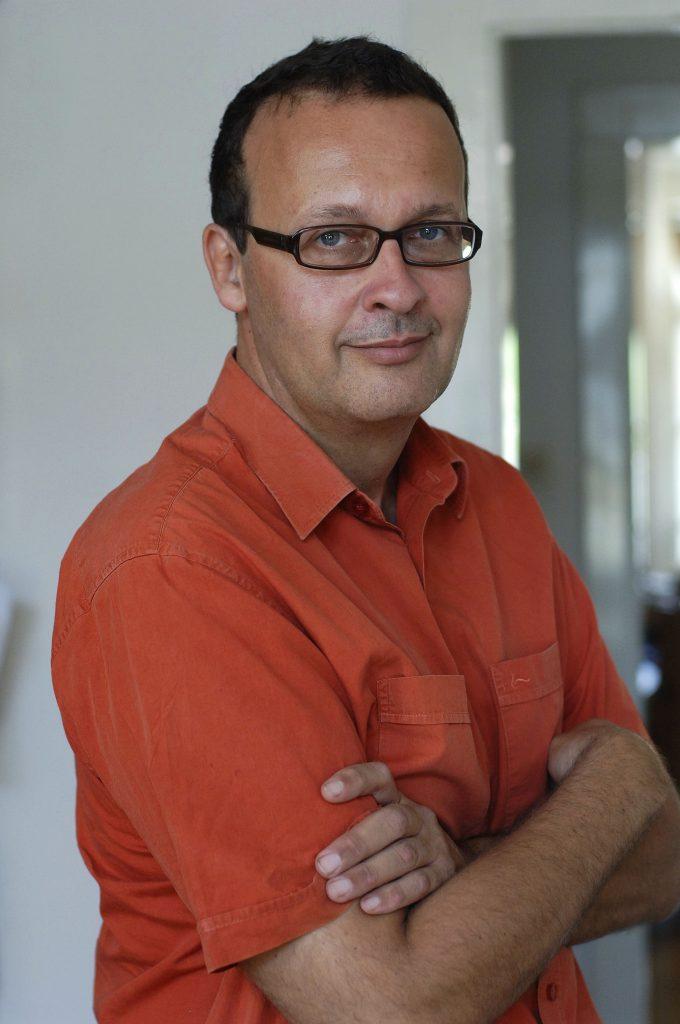 Andrej Blatnik (photo: Mateja Jordovič Potočnik)