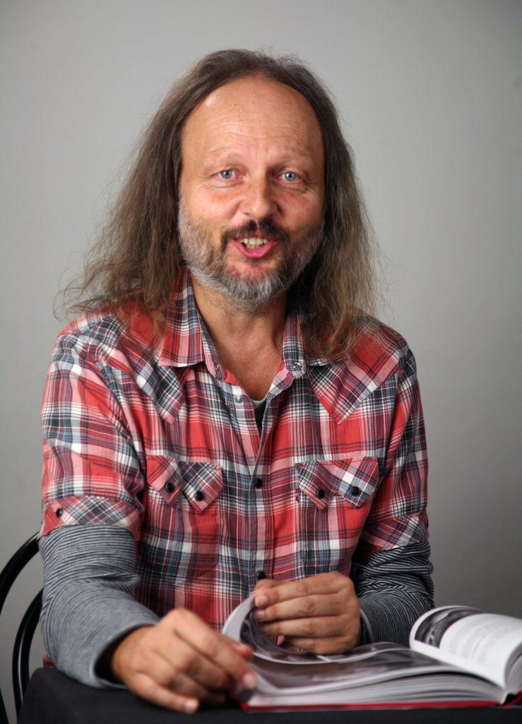Uroš Zupan (photo: Tihomir Pinter)
